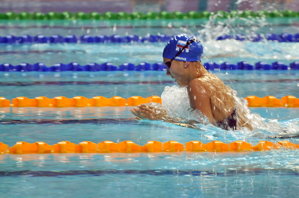 Singapore 2010 Youth Olympic Games - Swimming | Singapore Sports School, Woodlands