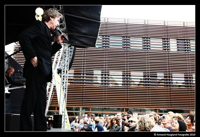 Frank Boeijen 3 @ Zomer op het Plein 2010