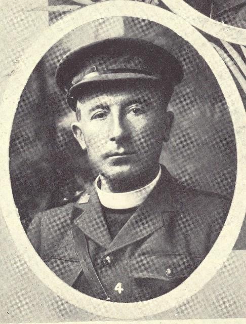 Fr. Jerome O' Mahony S.J.