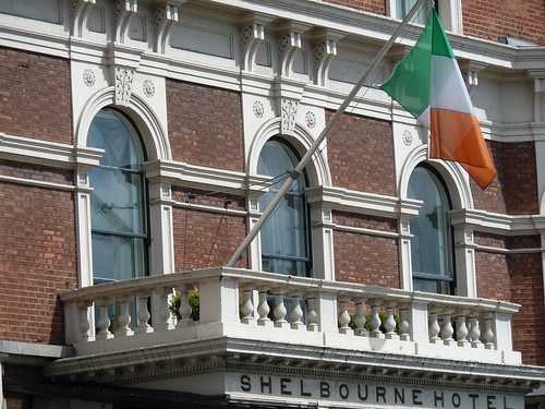 Shelbourne Hotel in Dublin | by chowmeyow