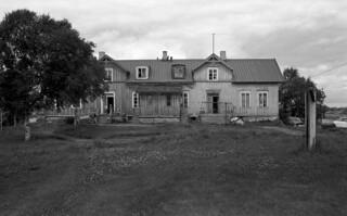 Rønningen Vestre - Fasade mot Sør (1982)
