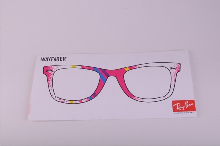 1b42f374d ... Óculos de Sol Ray Ban 2140 W3335 Kit Color Wayfarer | by Óticas Online