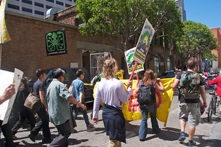 Make Big Oil Pay march to Chevron, EPA & BP 296