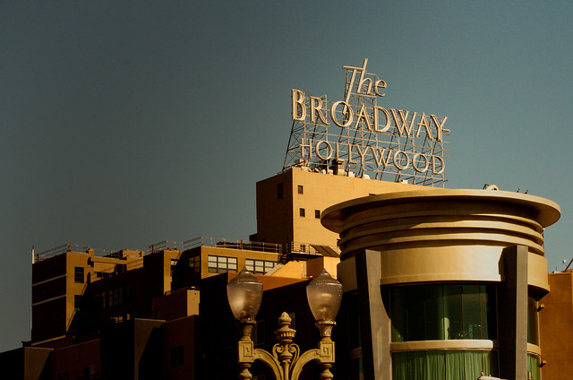 The Broadway Hollywood - wide