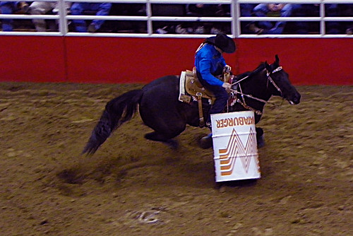 San Antonio Stock Show and Rodeo | by Mark Bonica