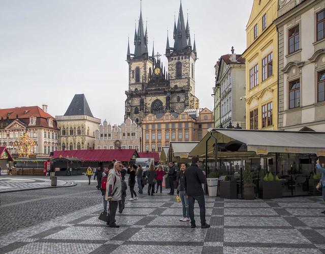 Plaza de la Ciudad Vieja (Praga)