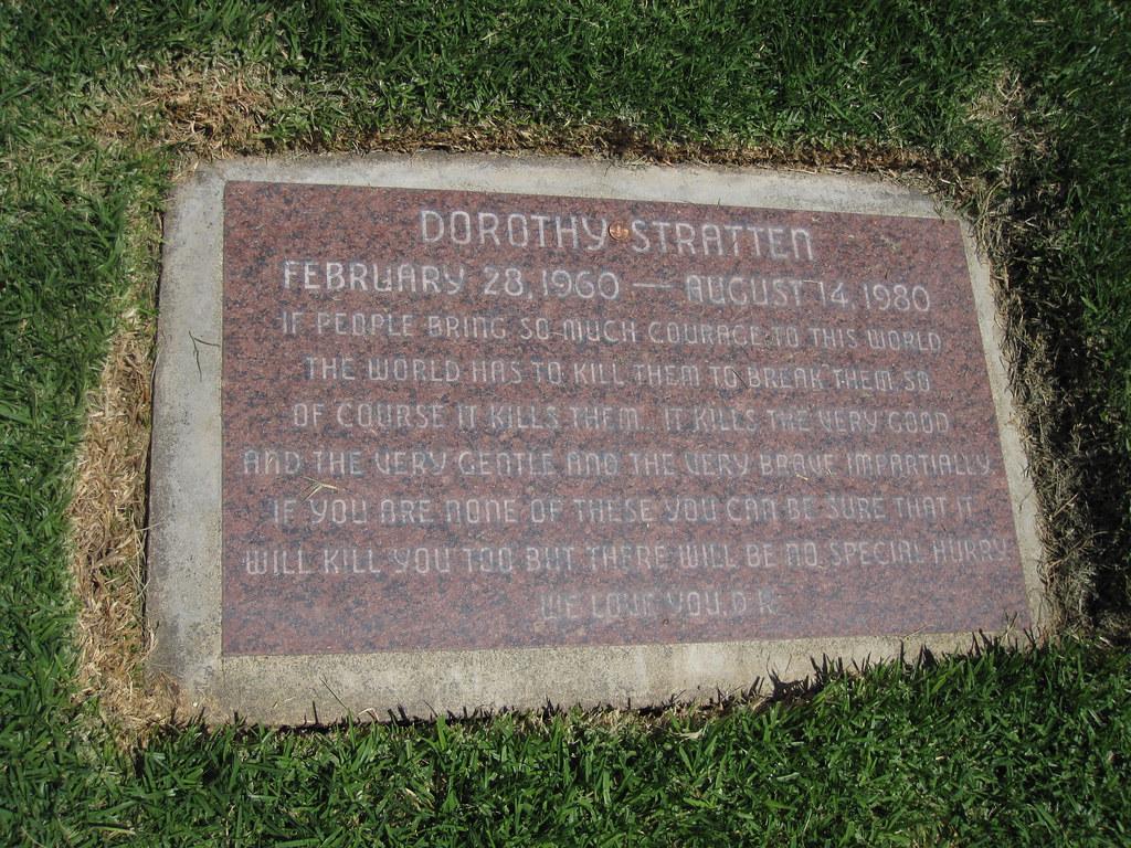 Dorothy Stratten Gravesite | Westwood Village Memorial