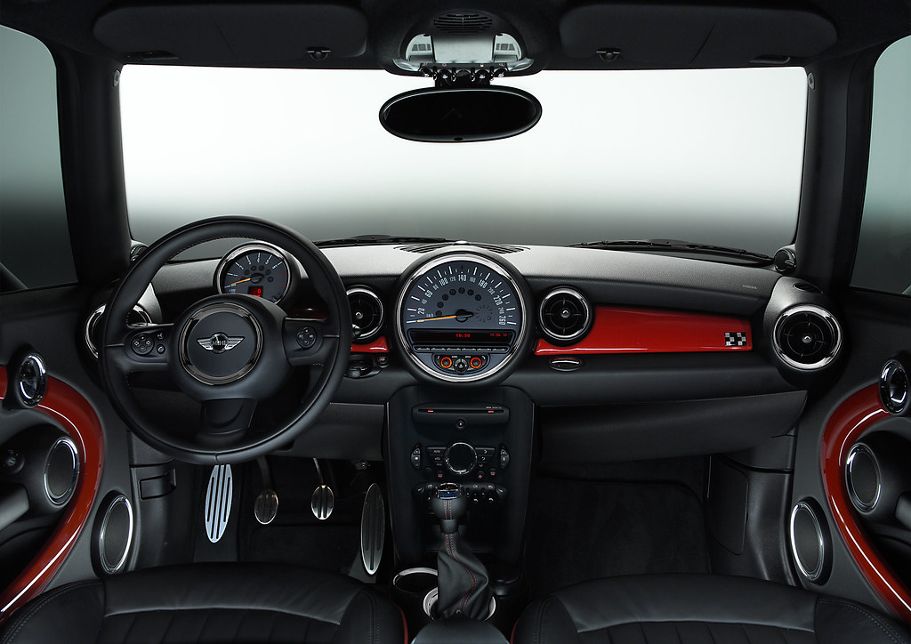 R56 Jcw The New Mini John Cooper Works Interieur 06201 Flickr