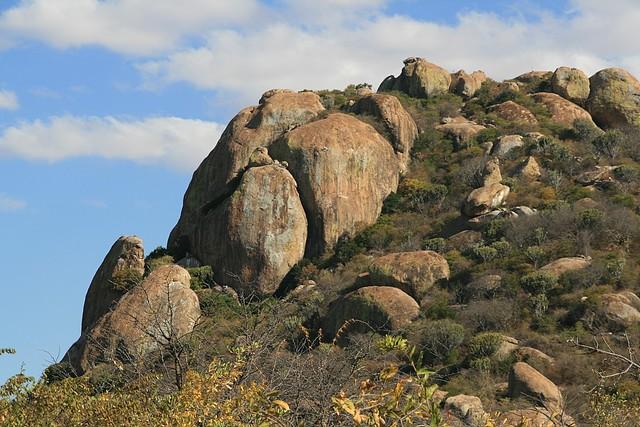 Simba Hill - Dodoma