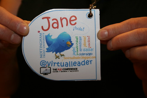 Ple Conference 2010_Badge | by Citilab-Cornellà