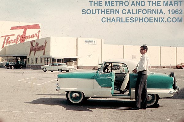 Metro and the Mart, 1962