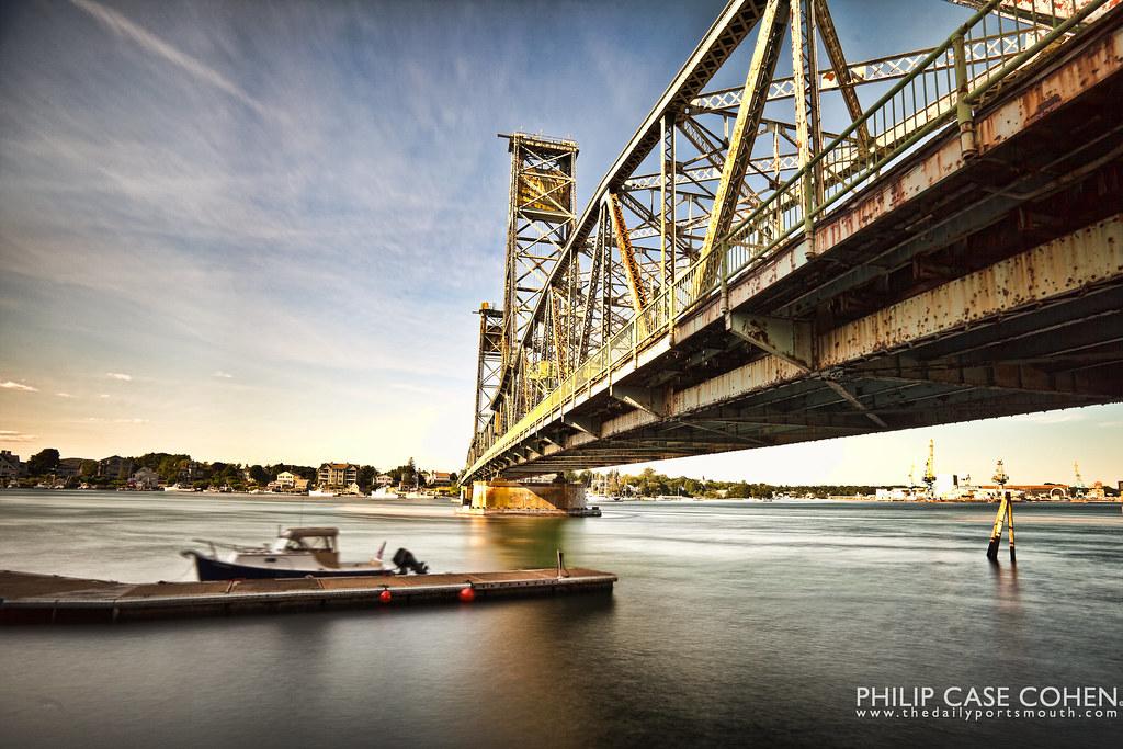 Memorial Bridge Afternoon by Philip Case Cohen