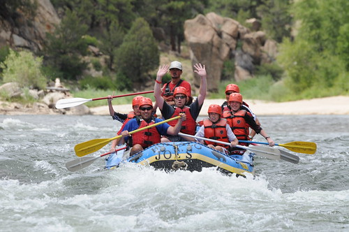 River Rafting in Colorado | by Wesley Fryer