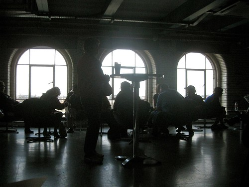 Inside the guiness tasting room | by jetsetwhitetrash
