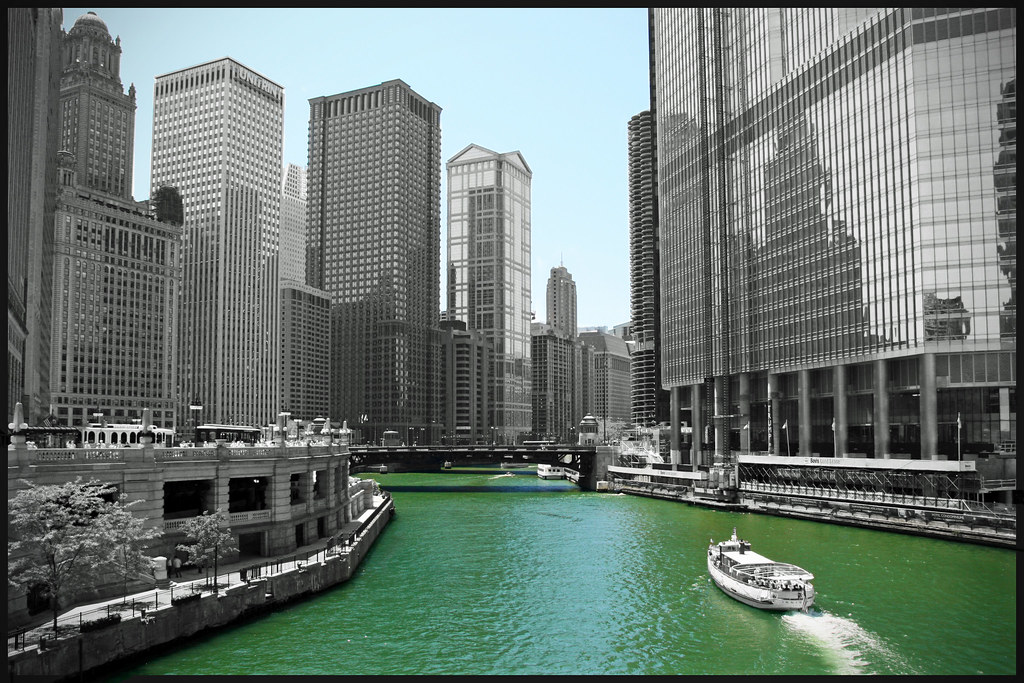 Image result for chicago river