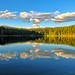 Lion Lake - Early Evening by Jeff Clow