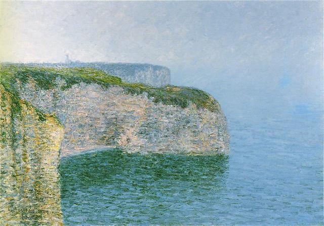 Gustave Loiseau - Étretat - La Point de Batterie (1902)