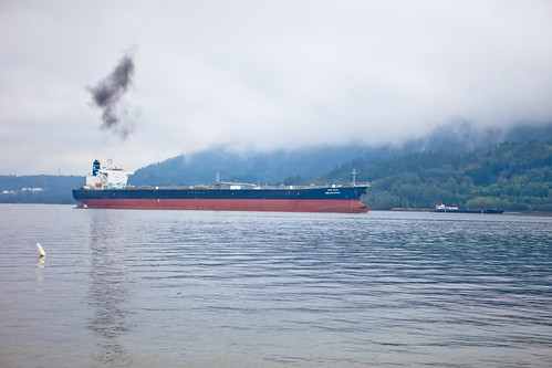 Tanker - Under the Volcan Festival - North Vancouver, BC | by Kris Krug