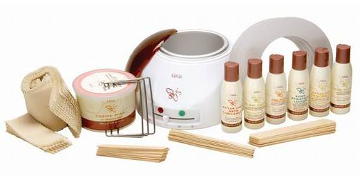 GiGi Mini Pro Wax Kit | www sallybeauty com/gigi-waxing-kit