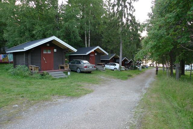 Aventura en Finlandia: Lieksa