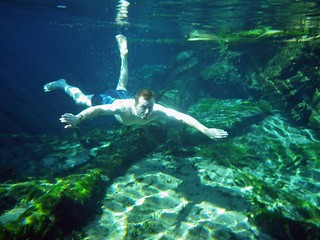 Thermal Spring, NT   by LLudo