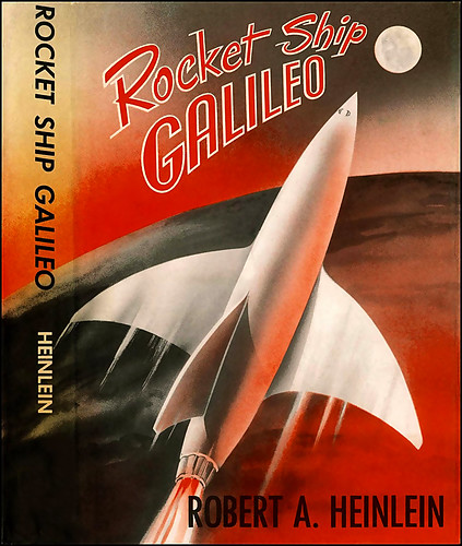 1947- 'Rocketship Galileo'