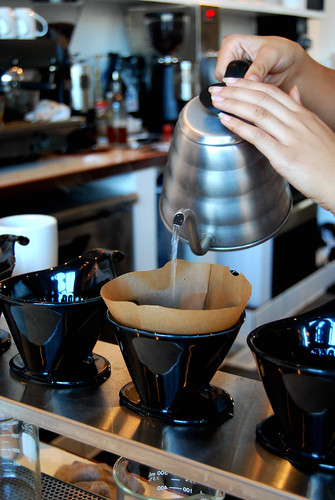 Coffee Commissary, Fairfax - Pour Over | by LadyDucayne