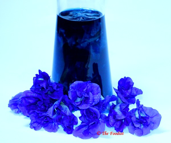 Natural Blue Food Coloring Butterfly Pea Flowers | Natural B… | Flickr