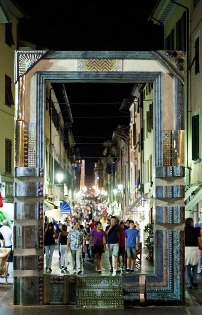Pietrasanta, Notte Bianca 2010