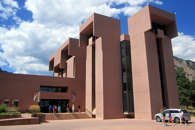 Colorado - Boulder: National Center for Atmospheric Research Mesa Laboratory
