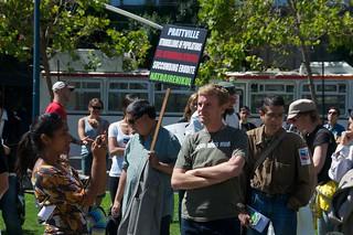 Make Big Oil Pay march to Chevron, EPA & BP 66