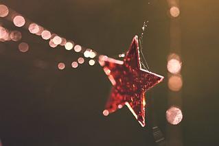 STAR-STRUCK BOKEH   by Neal.