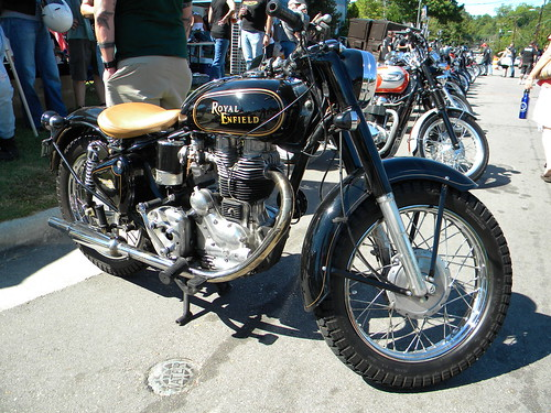 Royal Enfield | by Rusty Knuckles
