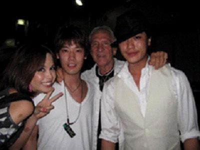 Jin with bro | Akanishi Jin with his brother, Akanishi Fuuta… | Flickr