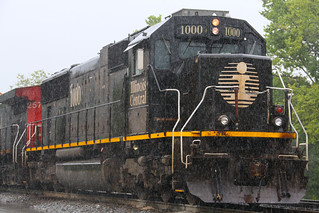 Illinois Central #1000, Faulconer,KY 7/4/2017 | by Bluegrass Railfan