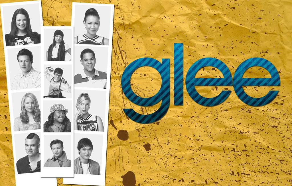 Glee Wallpaper Dendyherdanto Flickr