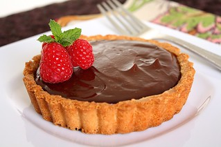 TWD Tarte Noire | by Tracey's Culinary Adventures