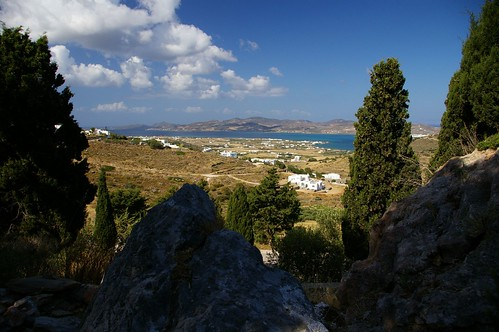 Paros landscape | by Andrea Kirkby