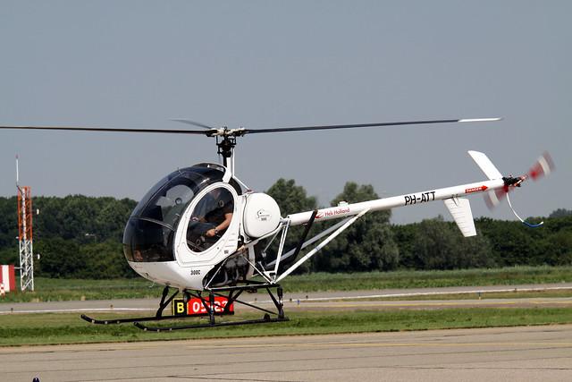 PH-ATT Schweizer 300C (269C) Heli Holland @ Lelystad 10-Jul-2010 by Johan Hetebrij