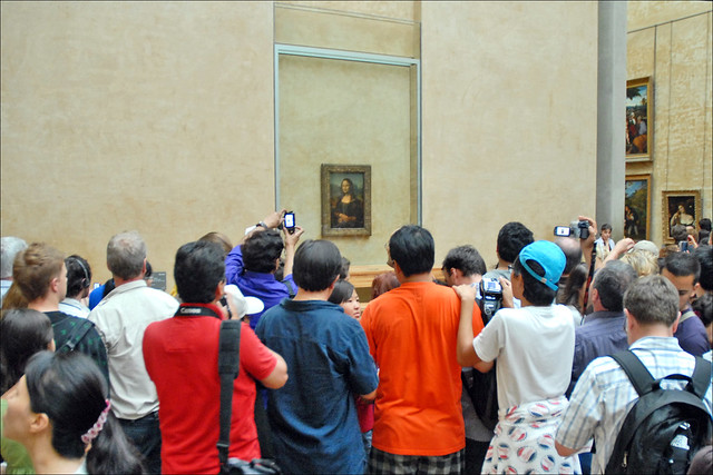 Visiter le Louvre en été !