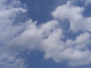 blue sky with clouds | by Chickens in the Trees (vns2009)