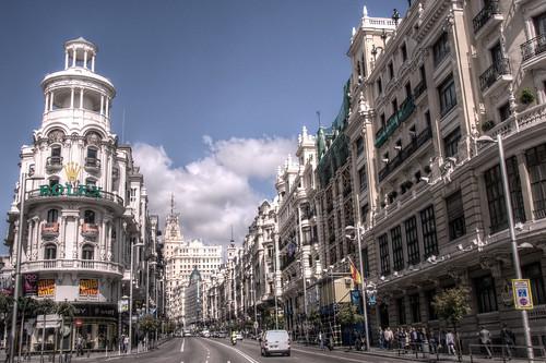 Gran Vía (Madrid) | by felipe_gabaldon