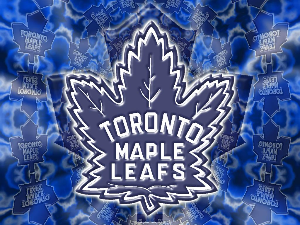 Nhl Toronto Maple Leafs 2 Original Wallpaper Designed In P Flickr