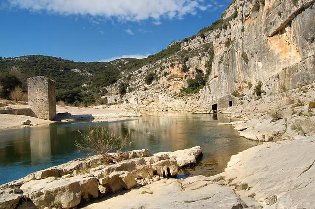 Vestiges - Gorges du Gardon (Gard)