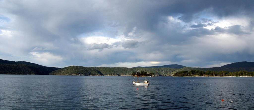 Lobster boat - Port Arthur