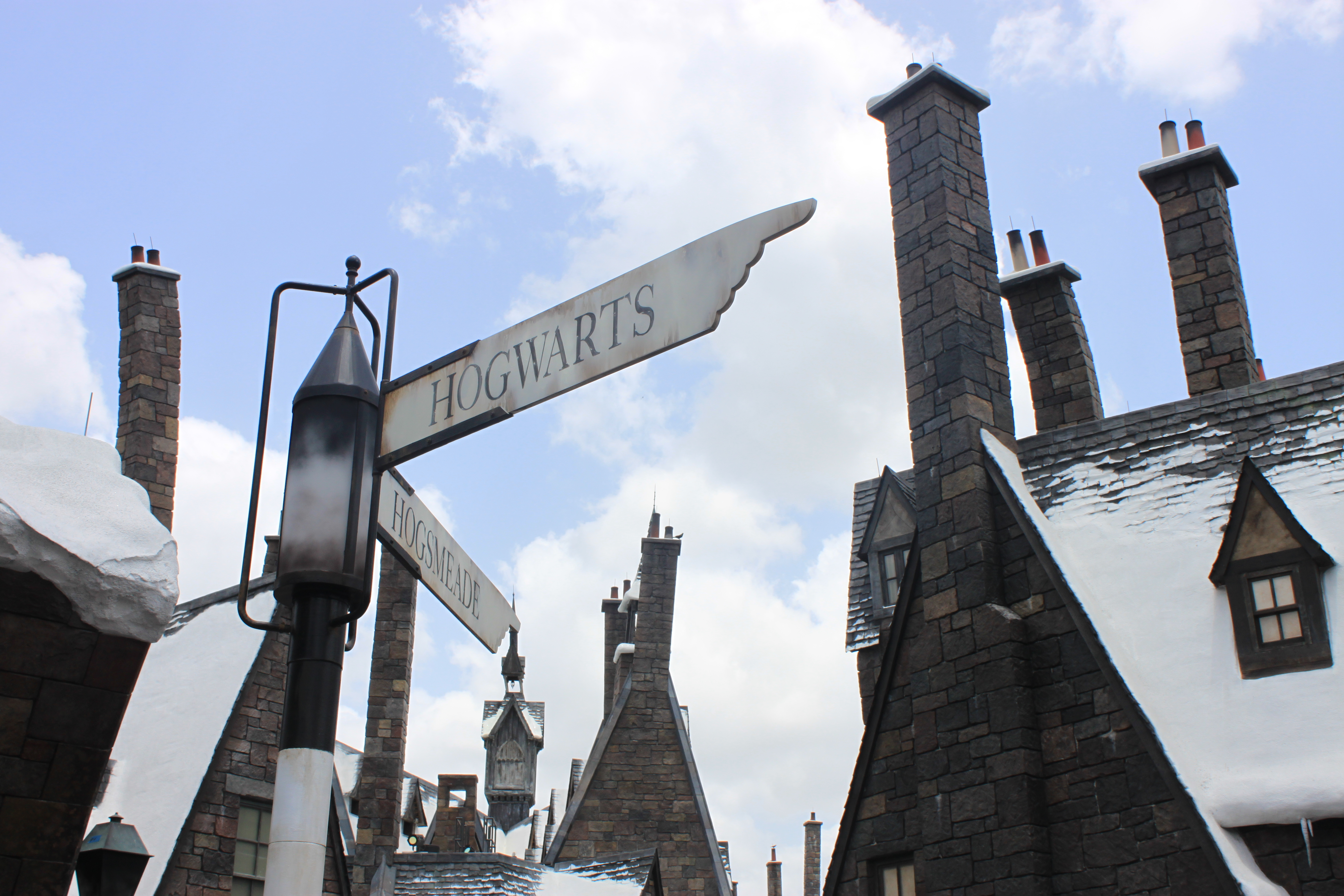 wizarding world of harry potter !