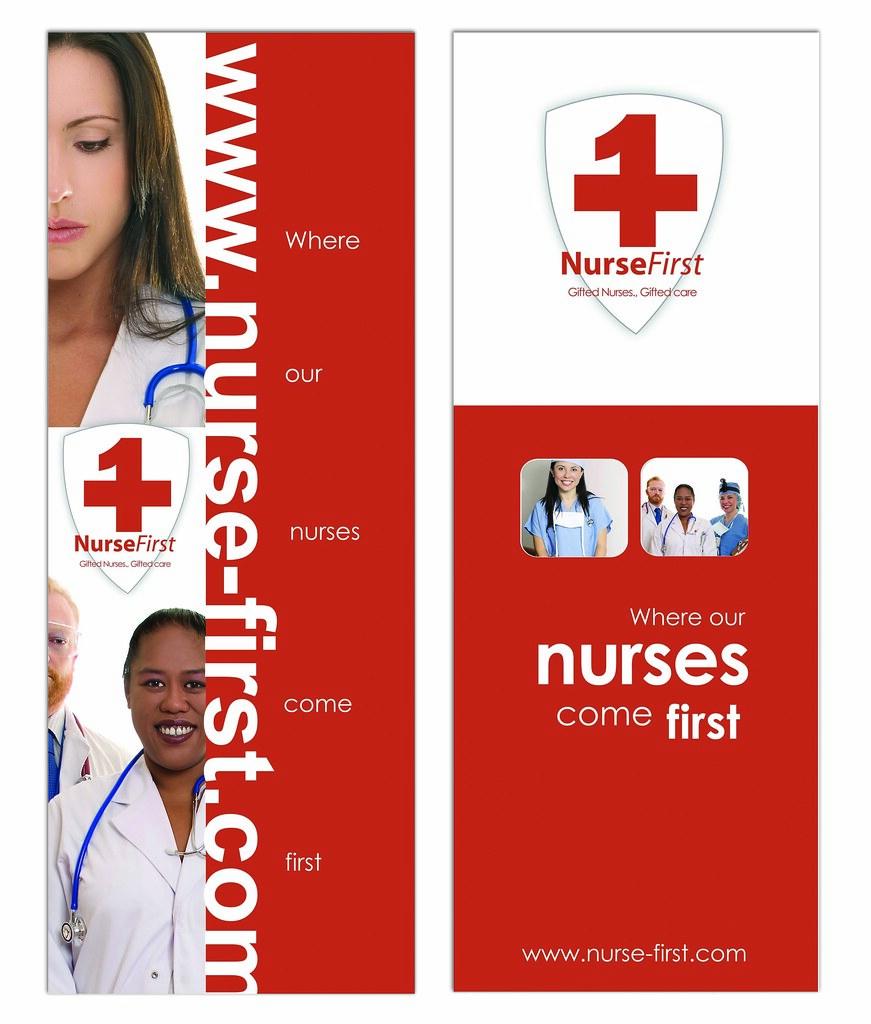 Nurse First, Exhibition Design Graphics, Medical Design, Medical Graphics, Medical Exhibition Design, Convention Design, Rebecca Pons, BECCA, BECCA Studio, Print Design, Graphic Design