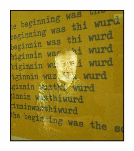 Tom Leonard's Kinetic Poem | by dumfries-and-galloway-arts