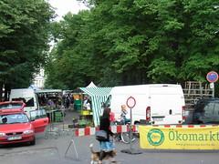 Ökomarkt Kollwitzplatz
