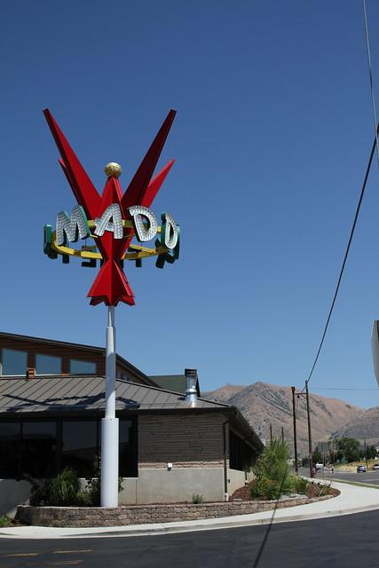 Maddox Restaurant - Perry, Utah